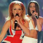 Hampshire Chronicle: Brit Awards greatest hits:  the throwback pictures you need to see