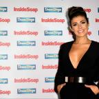 Hampshire Chronicle: Kym Marsh is proud of Corrie for tackling truthful stillbirth storyline