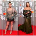 Hampshire Chronicle: Stars show plenty of skin in glitzy red carpet outfits at the Brit Awards