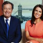 Hampshire Chronicle: Susanna Reid wishes happy birthday to 'irritating, divisive' Piers Morgan