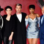 Hampshire Chronicle: The Voice UK judges and contestants get all dressed up for final launch