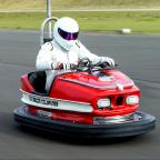 Hampshire Chronicle: Top Gear's The Stig sets world speed record ... in a dodgem