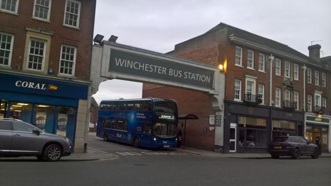 Council and Stagecoach strike deal for Winchester Bus Station