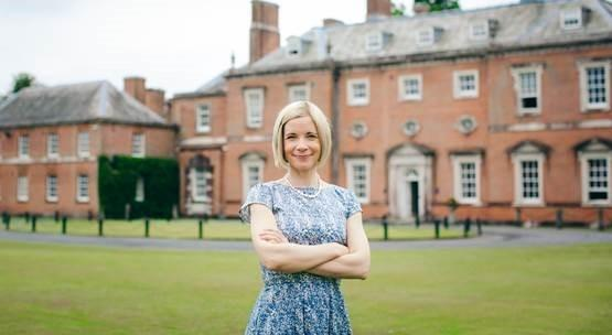 Tv Historian Lucy Worsley Will Help Mark The 200th Anniversary Of