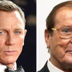 Hampshire Chronicle: Daniel Craig's tribute to fellow Bond Sir Roger Moore: Nobody Does It Better