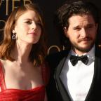 Hampshire Chronicle: Game Of Thrones' Kit Harington reveals he is living with co-star Rose Leslie