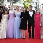 Hampshire Chronicle: Nicole Kidman dazzles Cannes again at The Beguiled premiere