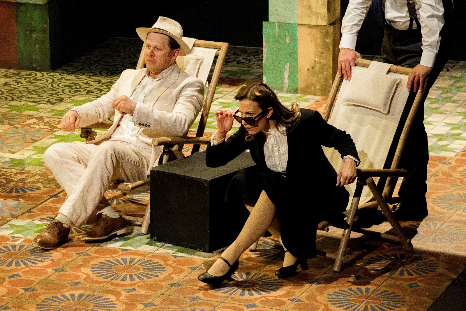 Graham Greene's Our Man in Havana is at the Theatre Royal