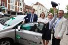 Car club scheme launched in Winchester