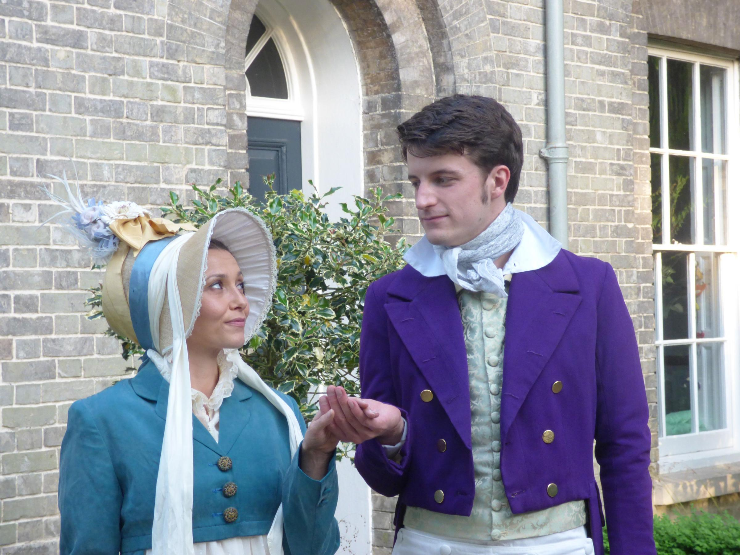 World premiere for play on teen Austen's work