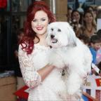 Hampshire Chronicle: Ashleigh and Pudsey.