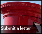 Hampshire Chronicle: Submit a letter