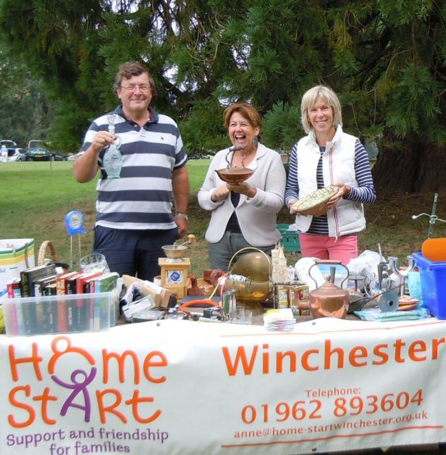 Car Boot Sale At Brockwood Park Bramdean