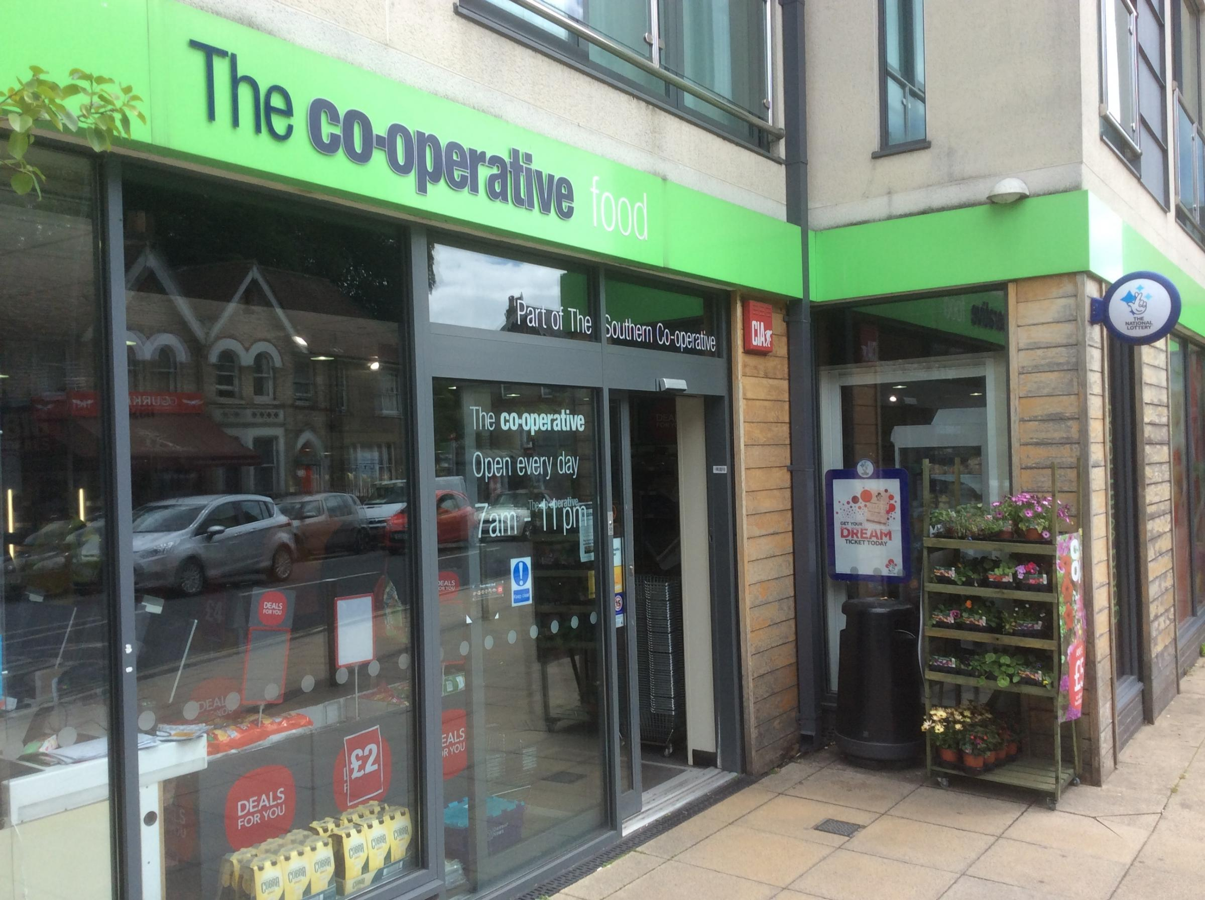 The Co-op, City Road, Winchester