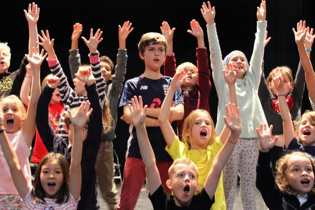 Young Theatre Royal relaunched