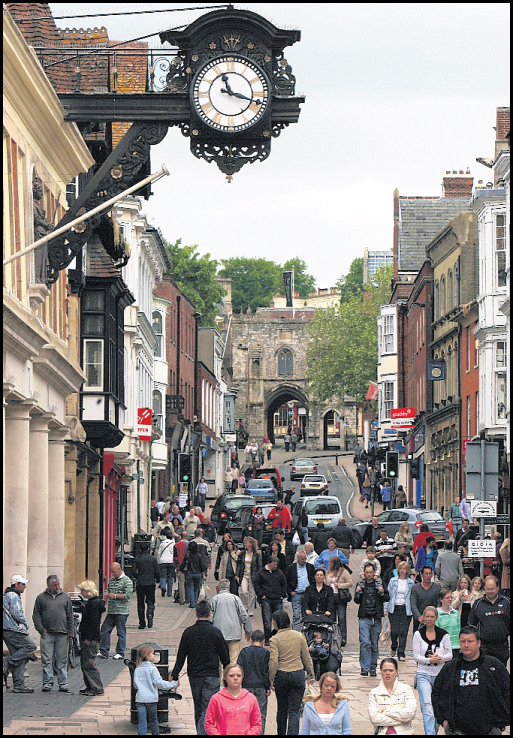 Fox & Sons said the average property price in Winchester reached £2