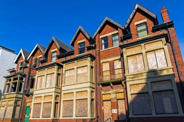Figures show there were more than 550 empty homes in Southampton in 2016