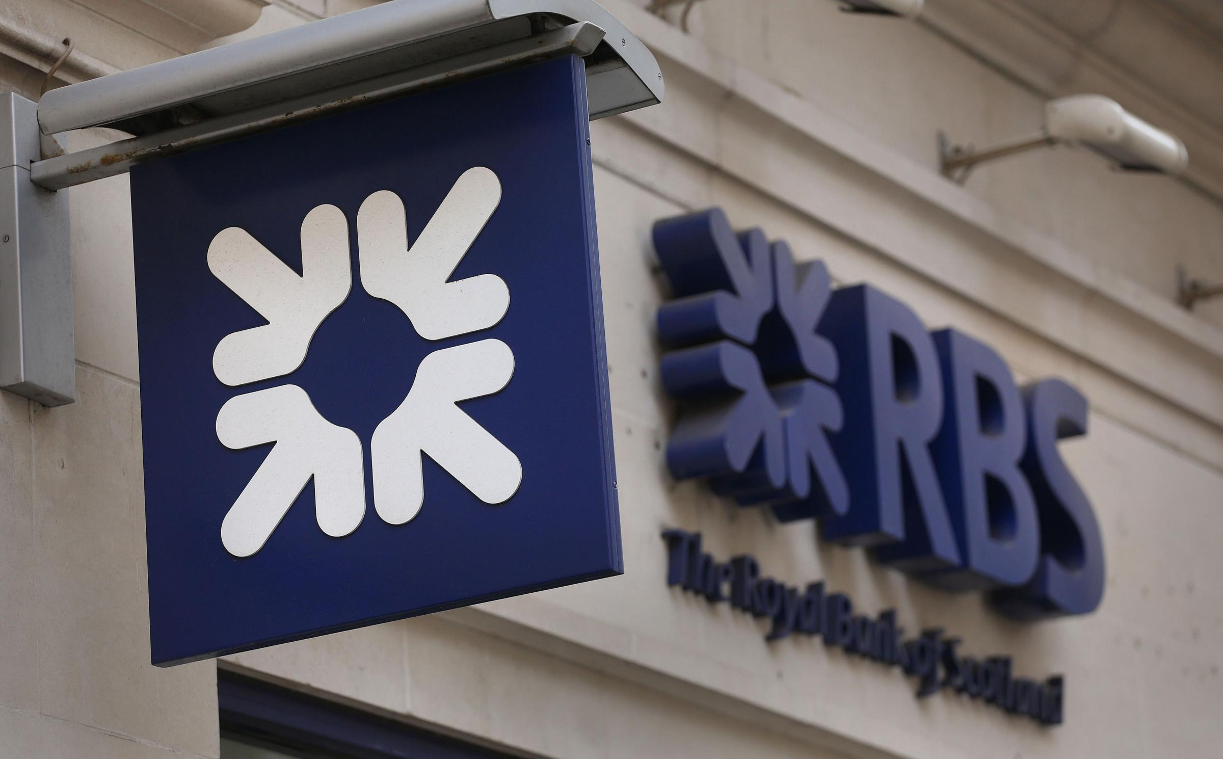 File photo dated 03/04/13 of a branch of the Royal Bank of Scotland, which is to close 259 branches resulting in 680 job losses. PRESS ASSOCIATION Photo. Issue date: Friday December 1, 2017. See PA story CITY RBS. Photo credit should read: Philip Toscano/