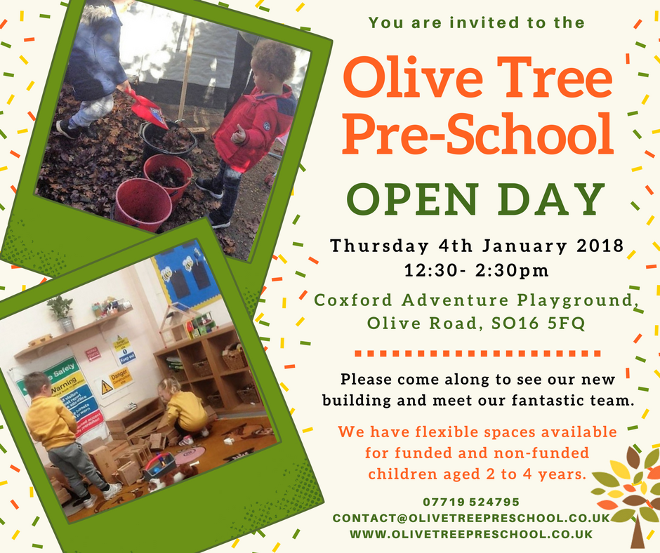 Olive Tree Pre-School Open Day