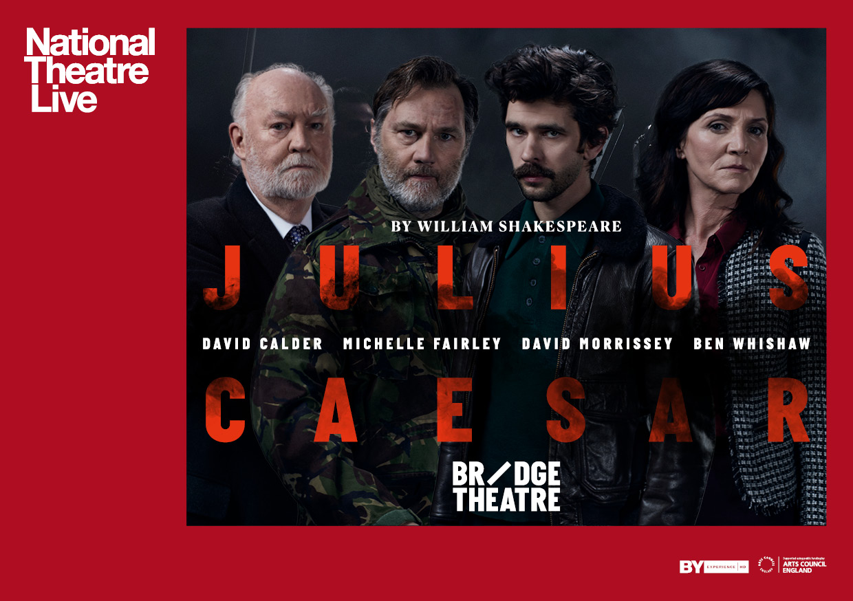 National Theatre Live presents Julius Caesar