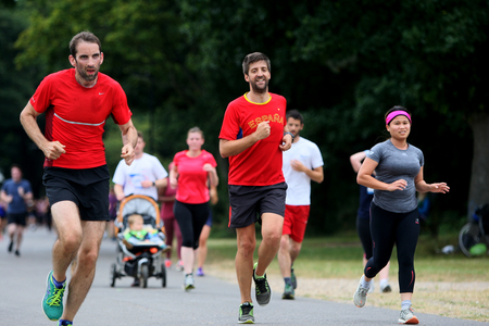 Parkrun event today in Winchester cancelled