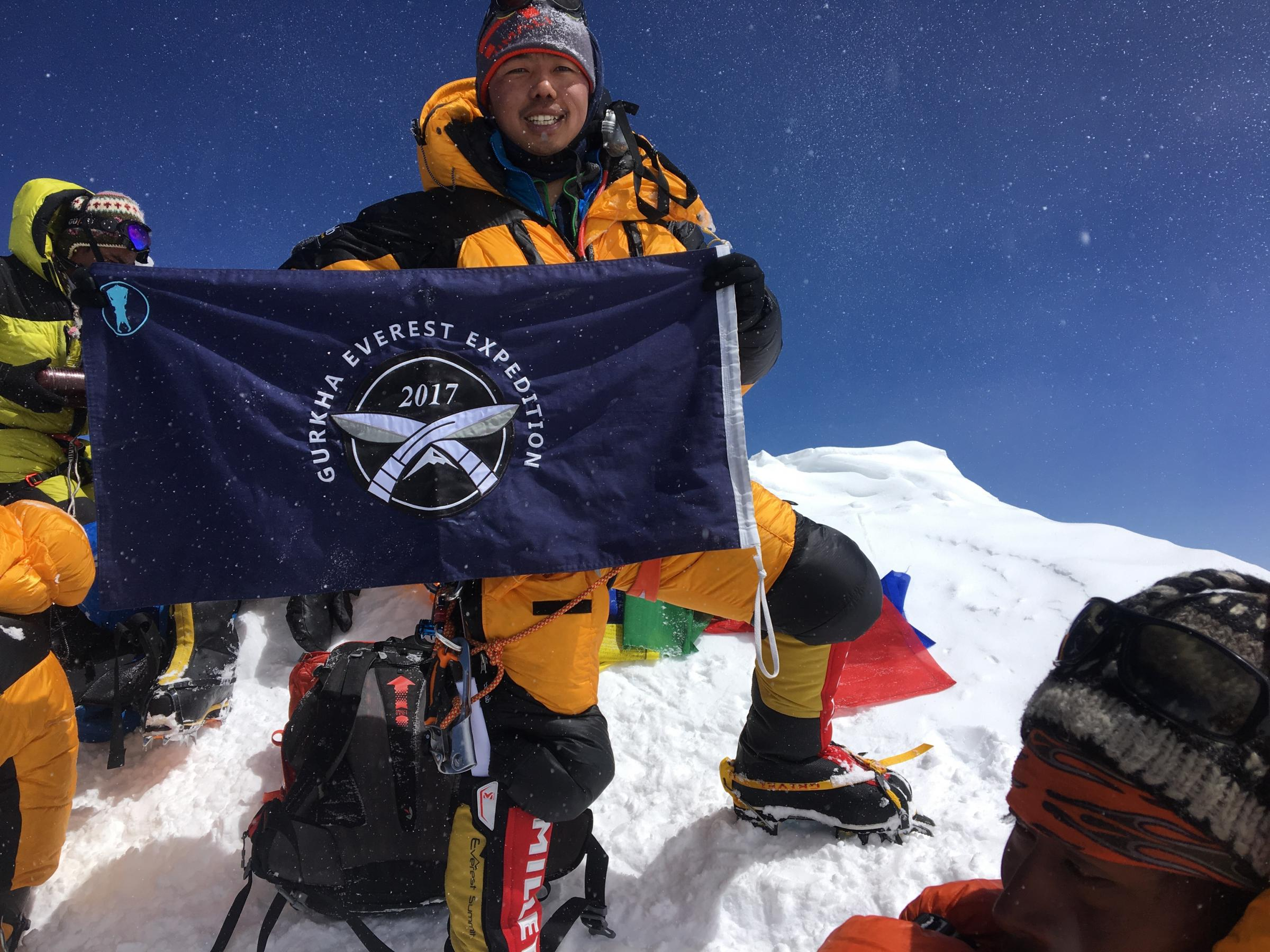 Everest Expedition Lecture and Curry Lunch