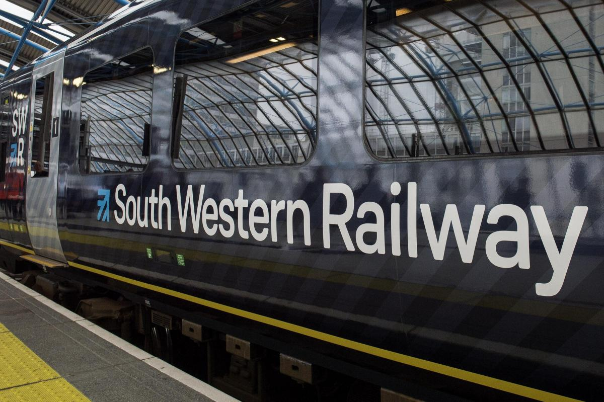 South Western Railway is one of the worst train companies