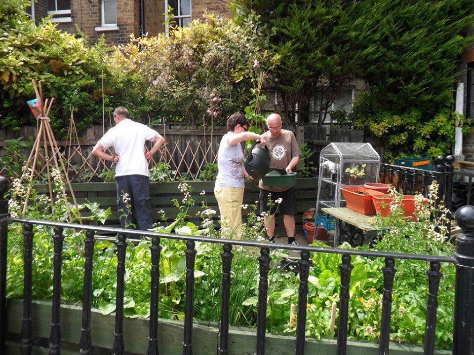The Railway City Allotment Project