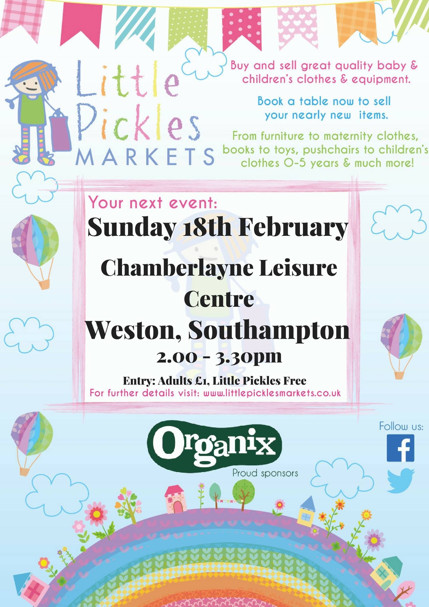 Little Pickles Markets - Southampton