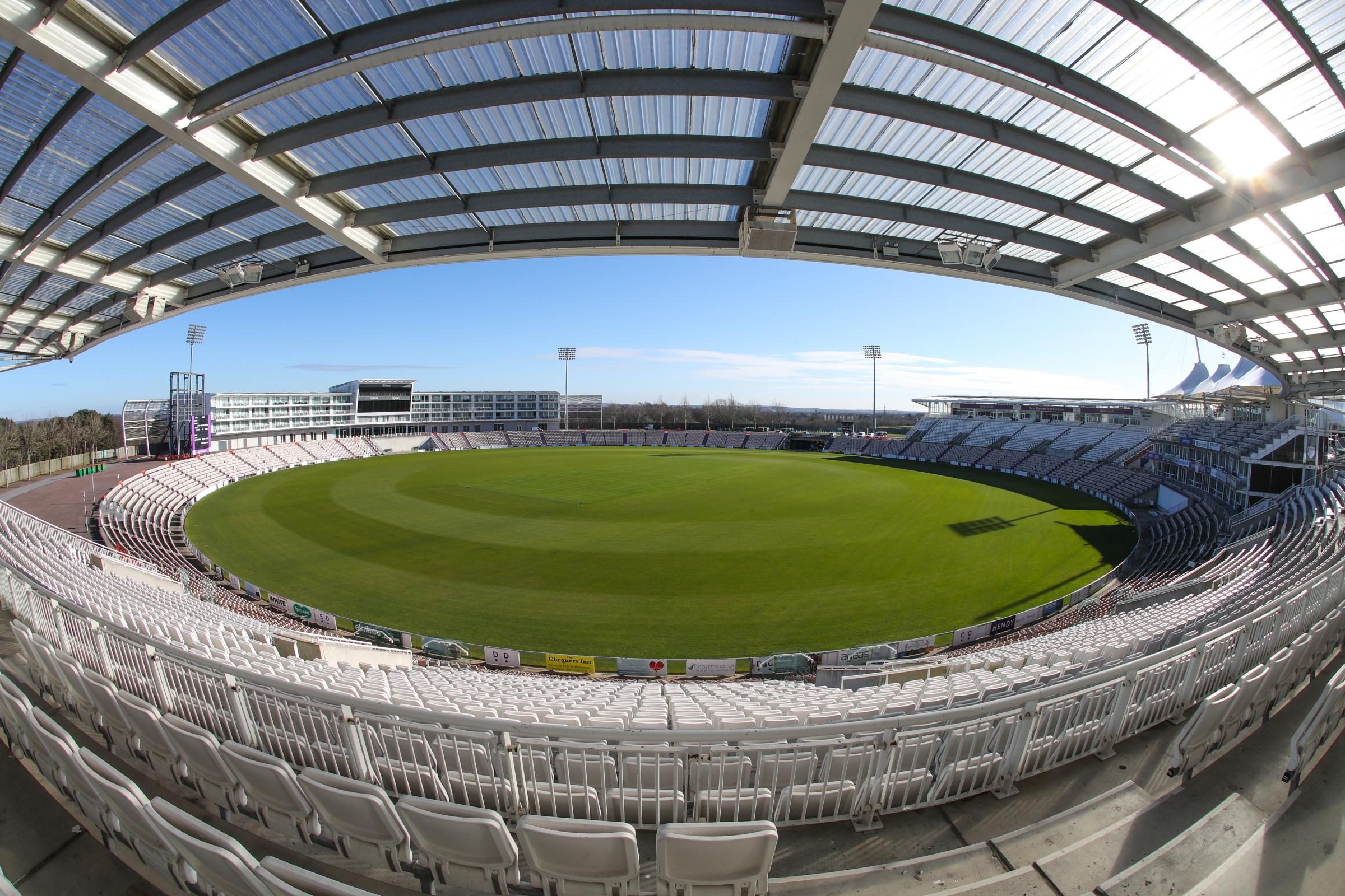 Ageas Bowl will not host Ashes