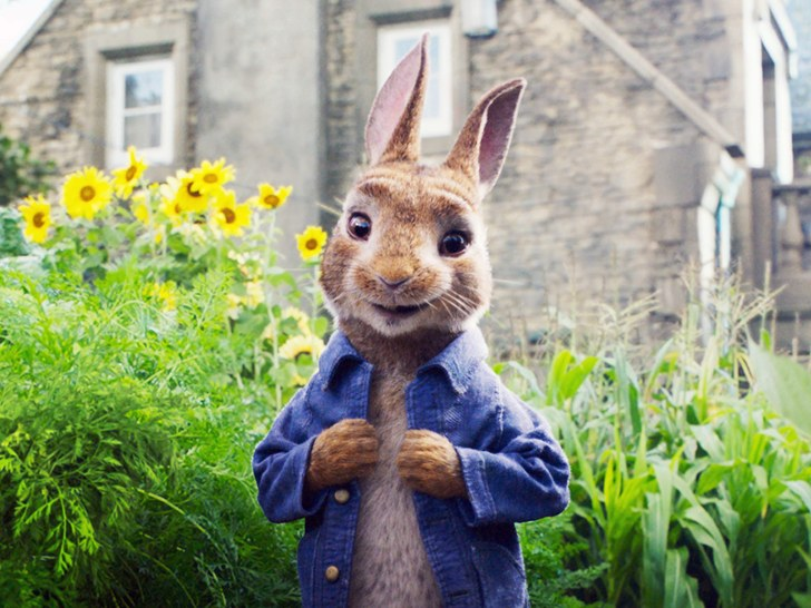 Relaxed Movie For Kids: Peter Rabbit