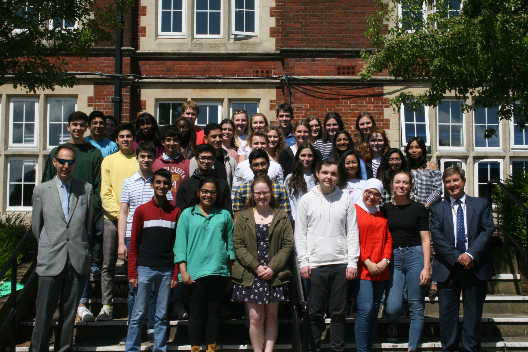 52 students at Peter Symonds College have been offered places to study medicine