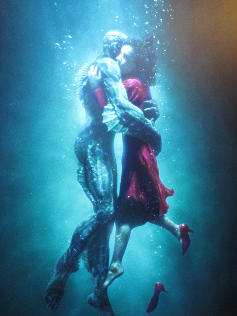 Movie Monday: The Shape Of Water