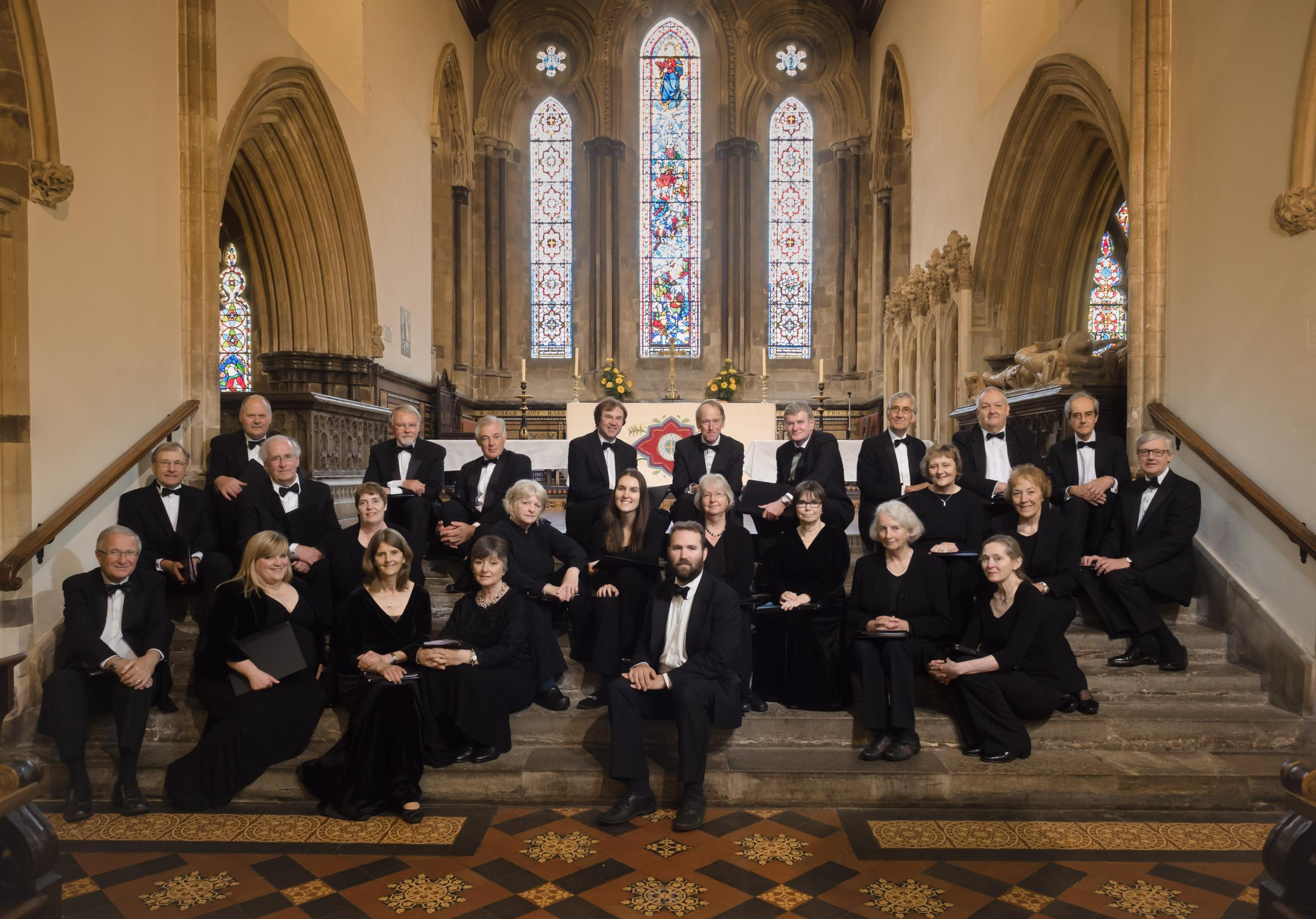 Bournemouth Sinfonietta Choir - Spem in Alium - Choral works in 40 parts