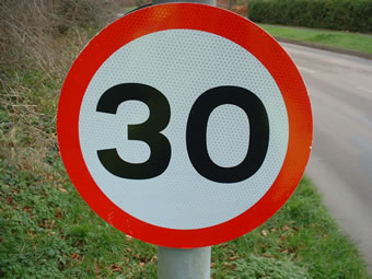 Nearly two thirds of motorists in Hursley flouted the 30mph limit during the community speedwatch checks, with one driver clocking 72mph