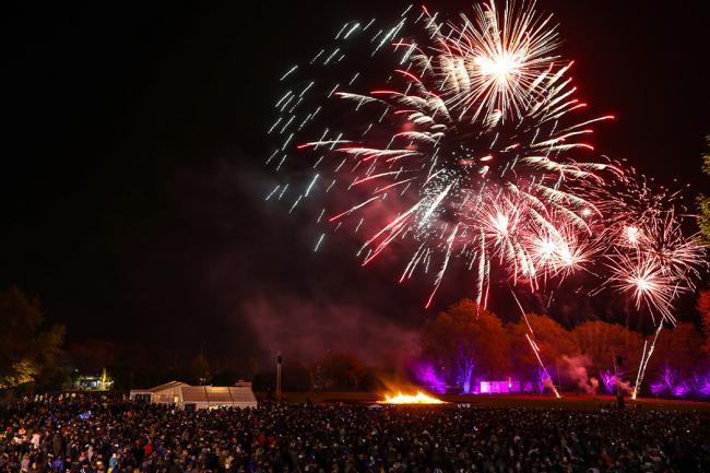 Winchester fireworks to still go-ahead despite country in lockdown