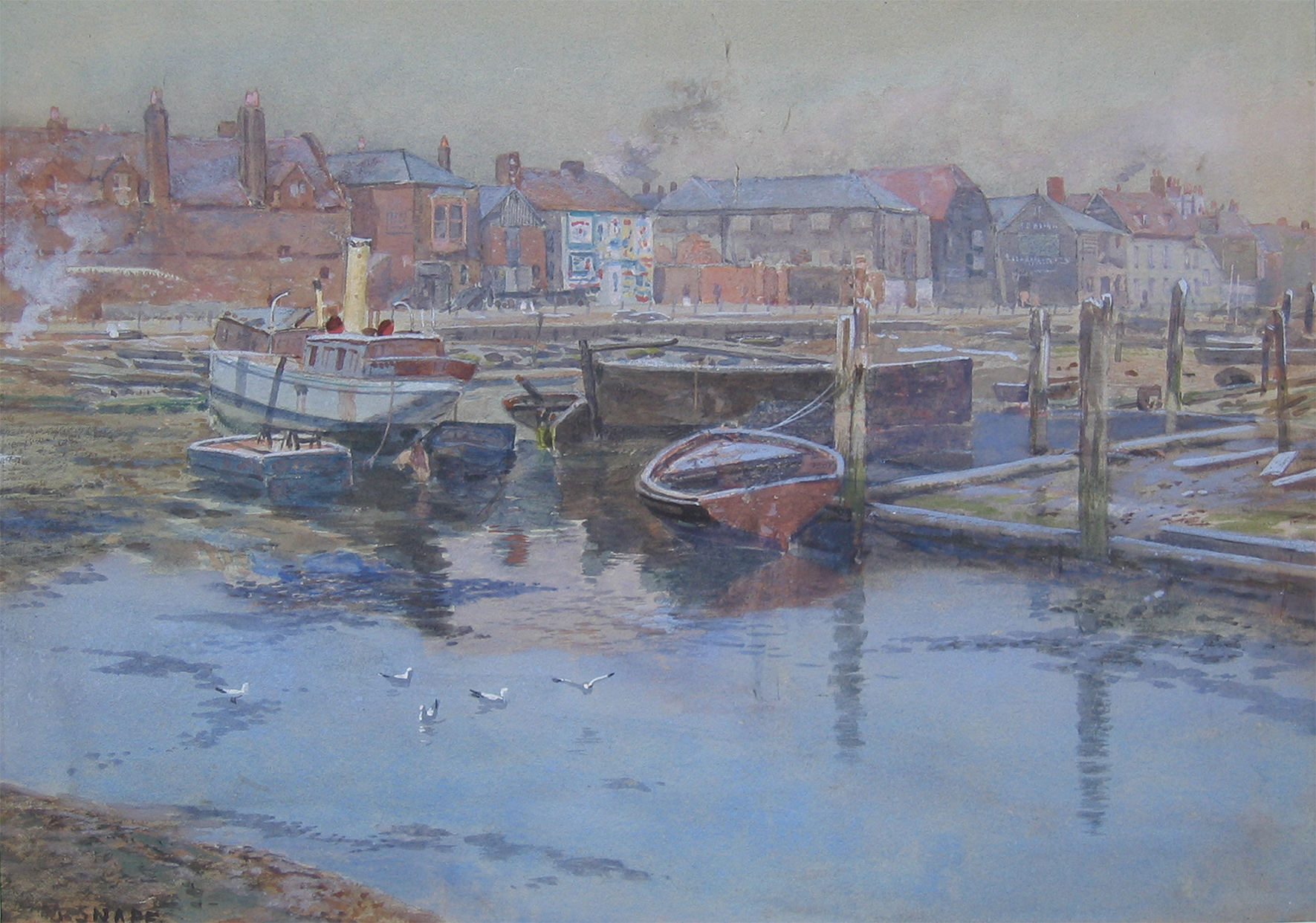 Martin Snape: An Artist's View of Gosport