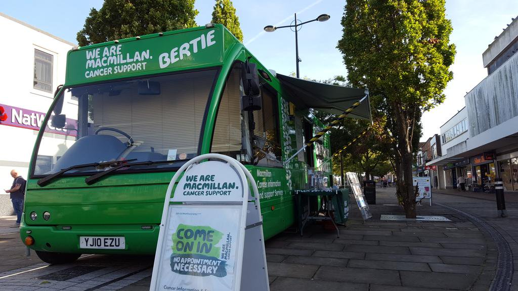 Macmillan Cancer Support Information Service in Eastleigh