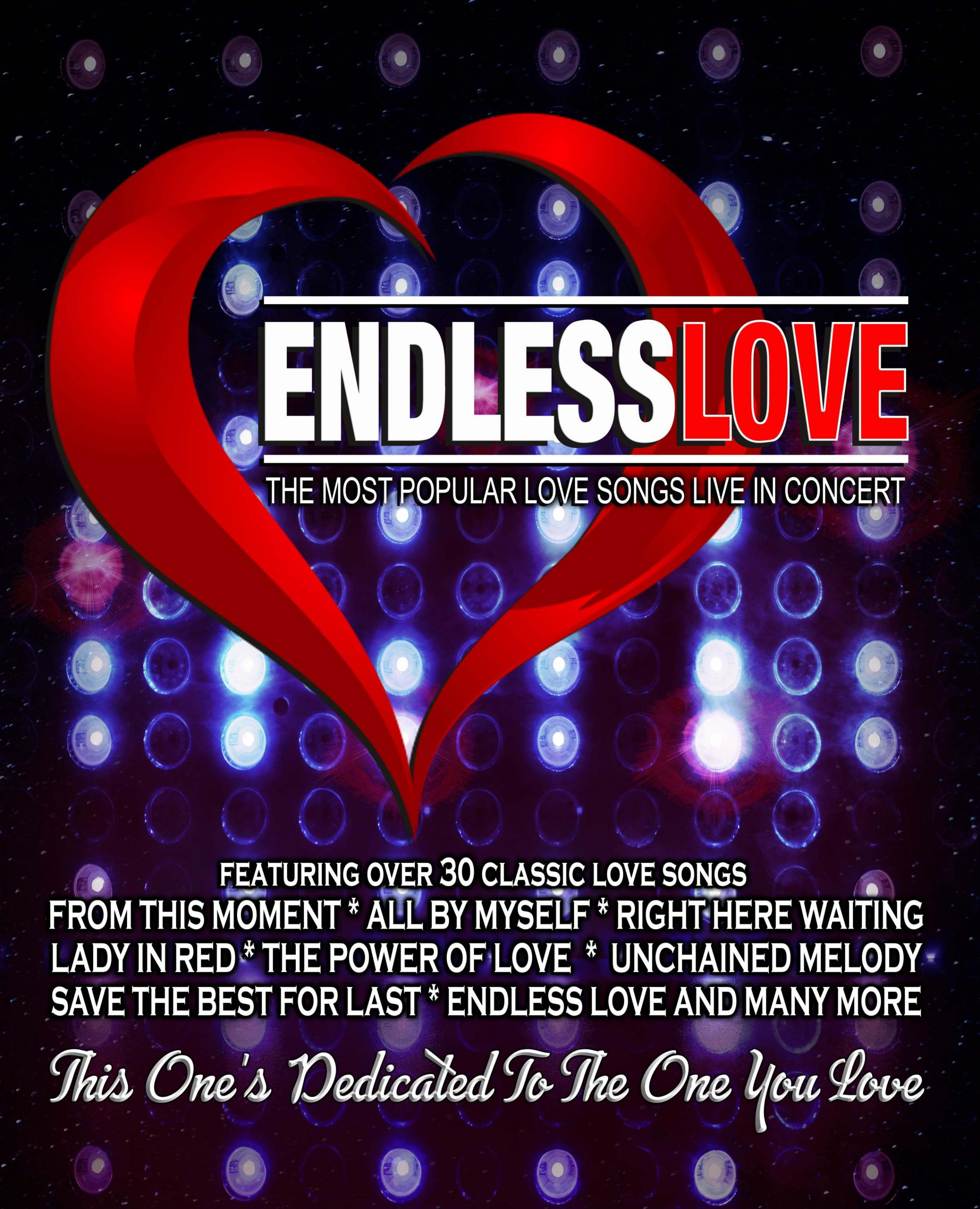 Endless Love - Most Popular Love Songs Live.