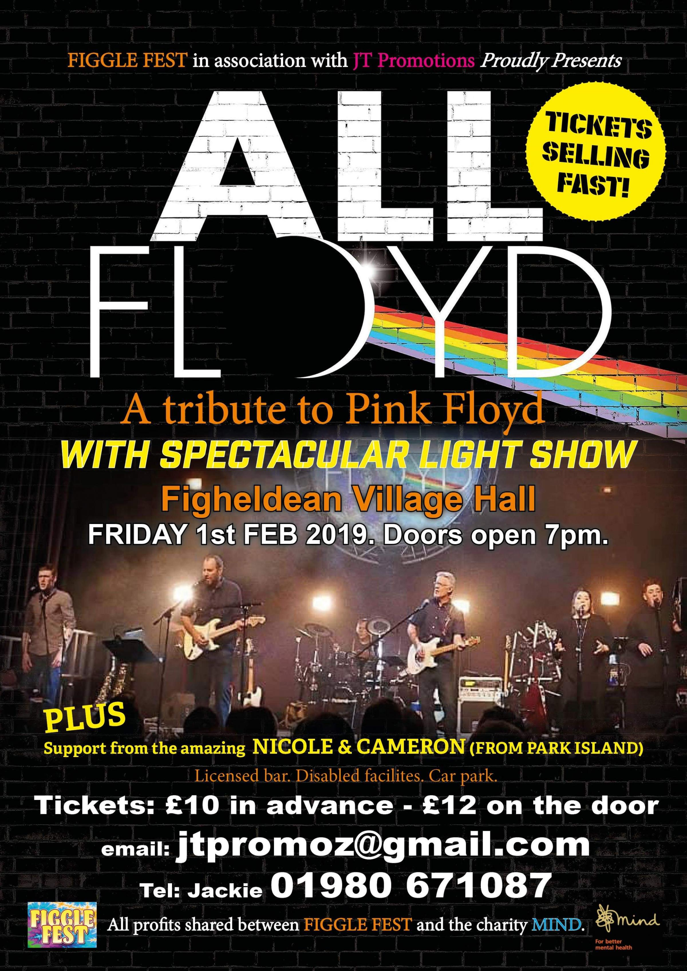 A Tribute to Pink Floyd with All Floyd