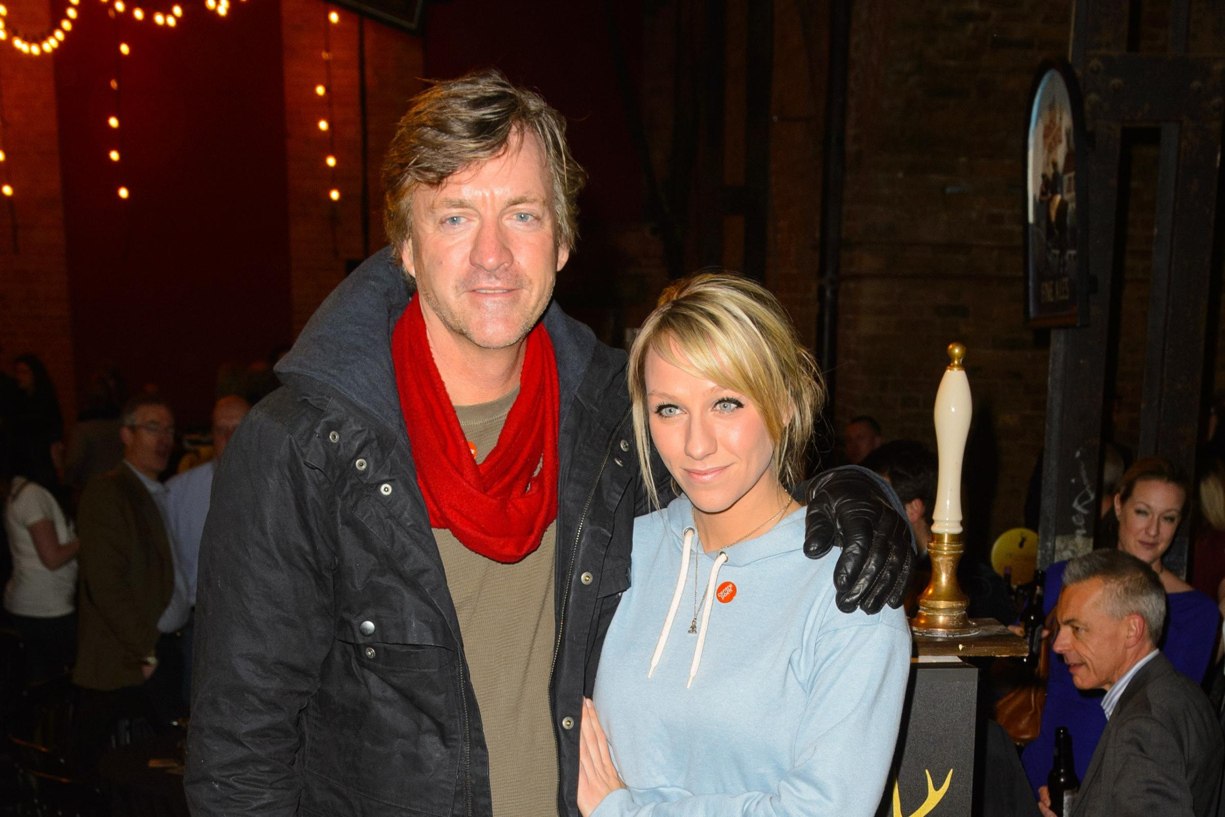 Richard Madeley with his daughter Chloe