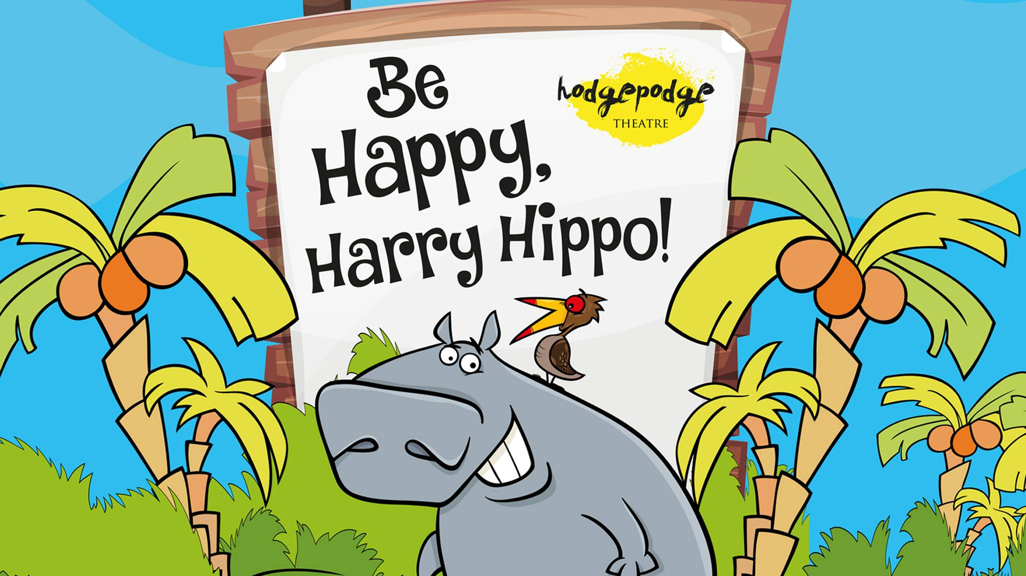 Be Happy, Harry Hippo!