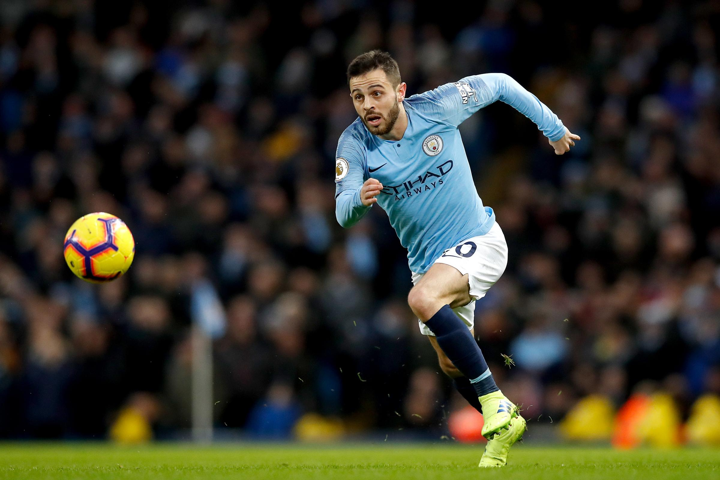 Bernardo Silva wants to win multiple trophies with Manchester City