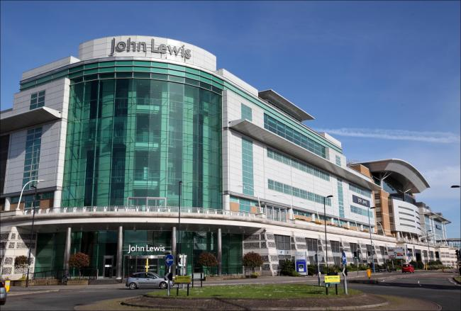 John Lewis's Westquay branch has a rate bill of more than £1million, analysts say