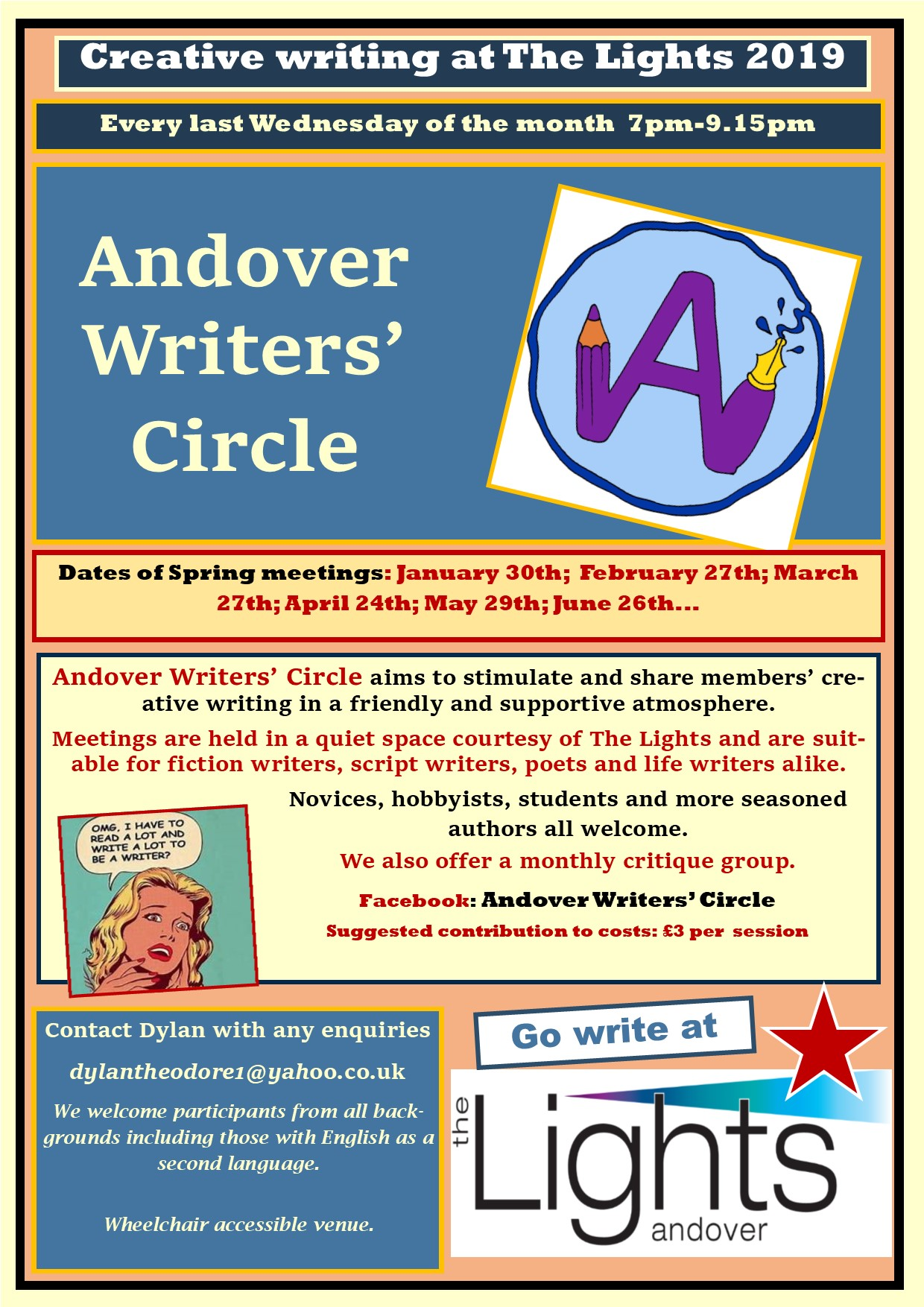 Andover Writers' Circle