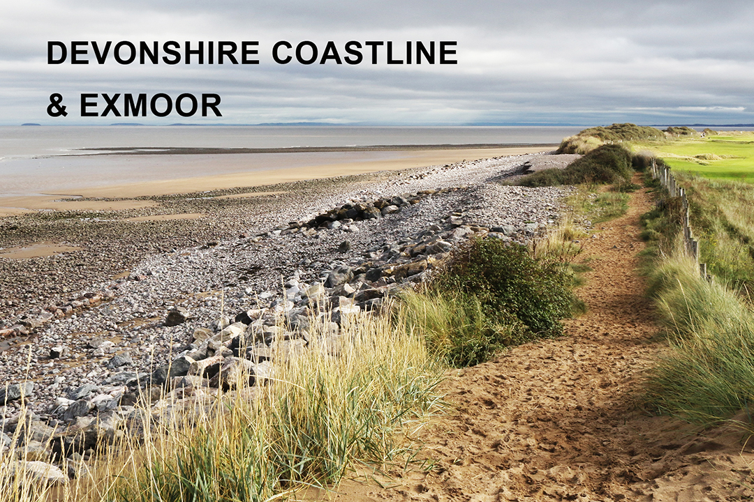 Photography Tour: Devonshire Coastline & Exmoor