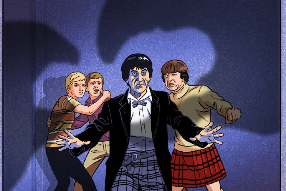 The Doctor Who animation