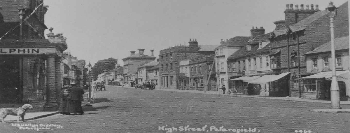 The Changing Face of Petersfield High Street (Walk)