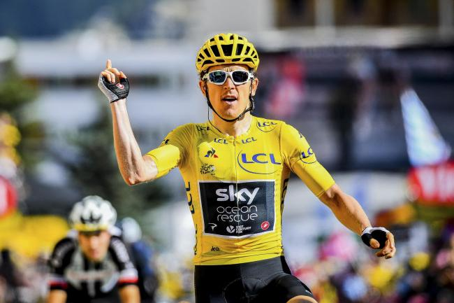 39f1361cf Team Sky to become Team INEOS after winning the backing of Sir Jim ...