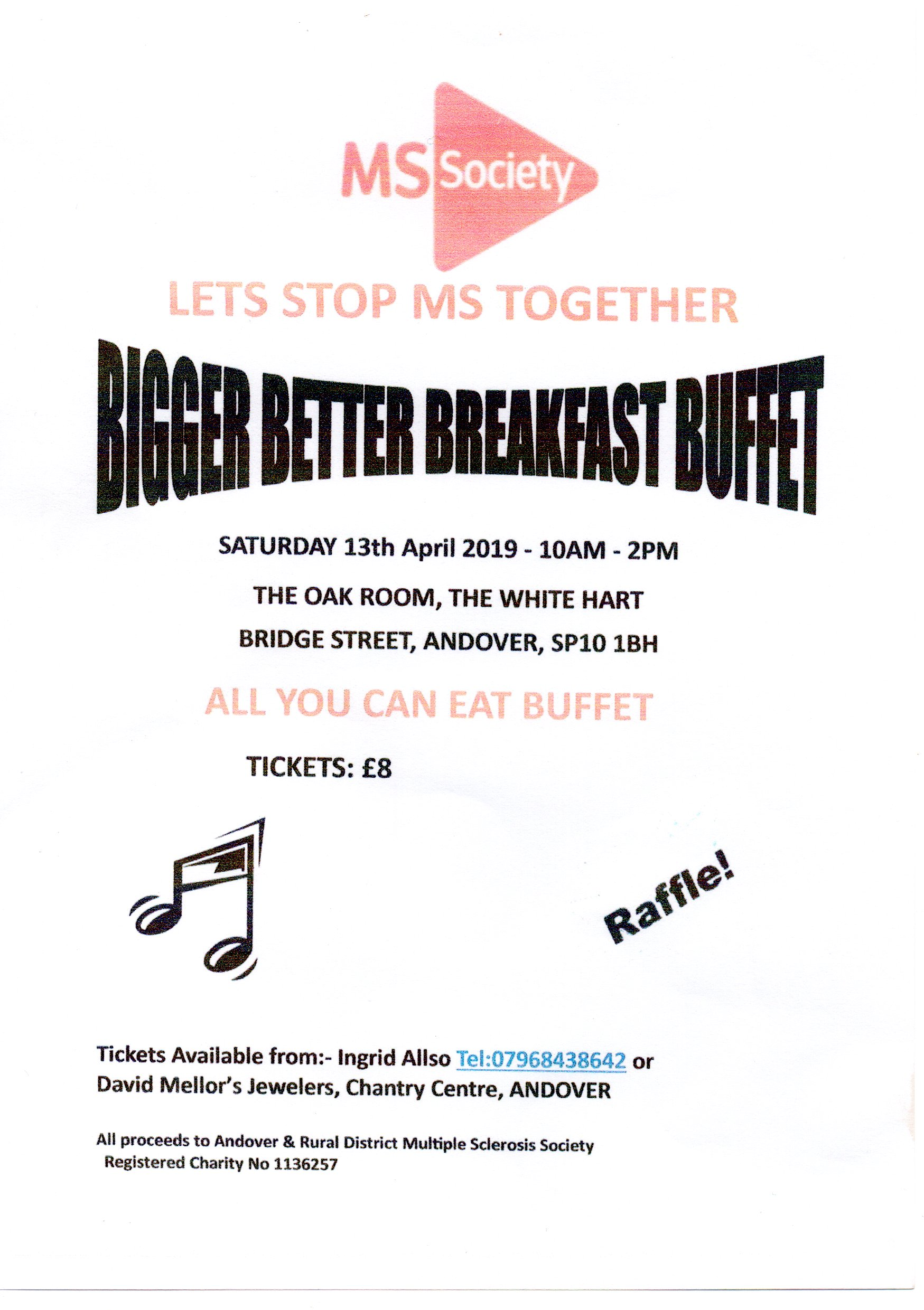 Bigger Better Breakfast Buffet